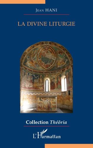 Couverture La divine liturgie