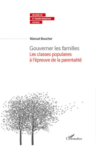 Couverture Gouverner les familles