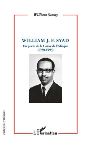 Couverture William J.F Syad