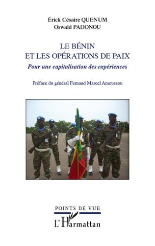 Couverture Le Bénin et les opérations de paix