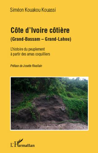 Couverture Côte d'Ivoire côtière