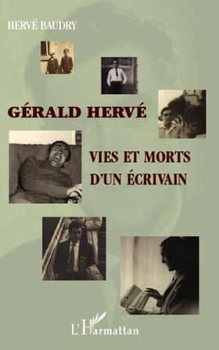 Couverture Gérald Hervé