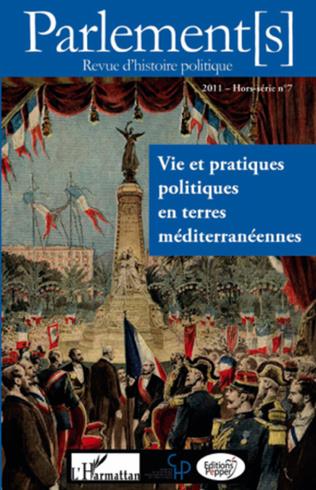 Couverture Vie et pratiques politiques en terres méditerranéennes