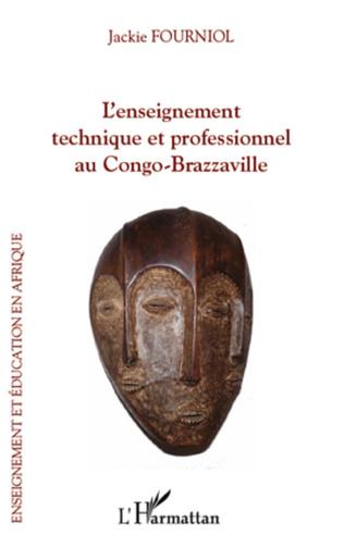 Couverture L'enseignement technique et professionnel au Congo-Brazzaville