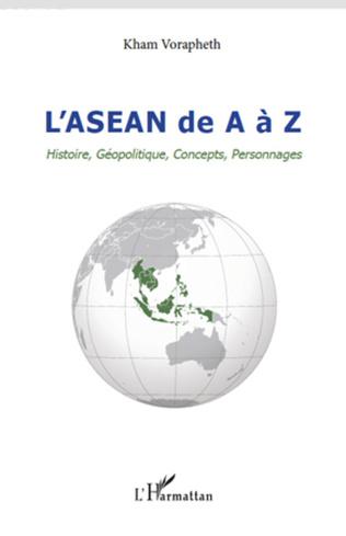 Couverture L'ASEAN de A à Z