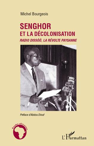 Couverture Senghor et la décolonisation