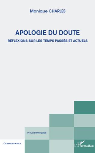 Couverture Apologie du doute