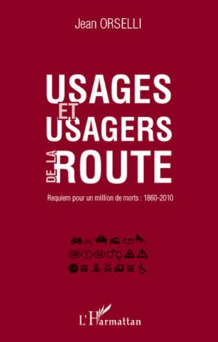 Couverture Usages et usagers de la route