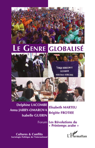 Couverture Le Genre globalisé