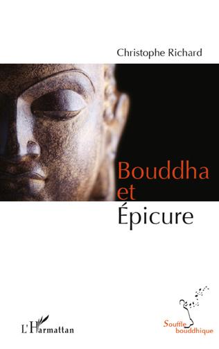 Couverture Bouddha et Epicure