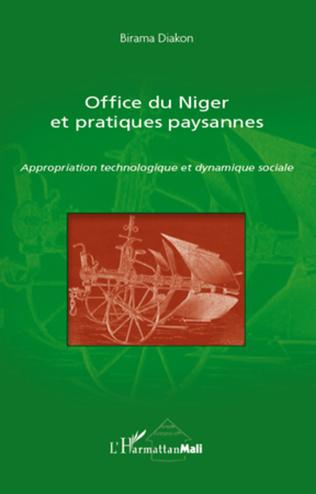 Couverture Office du Niger et pratiques paysannes