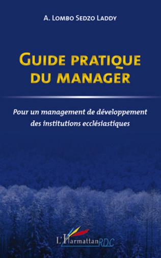 Couverture Guide pratique du manager
