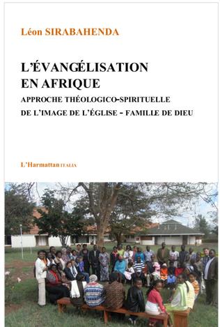 Couverture L'évangélisation en Afrique