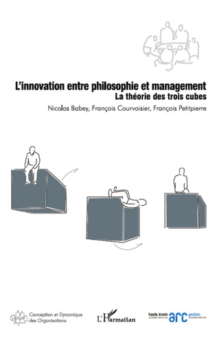 Couverture L'innovation entre philosophie et management