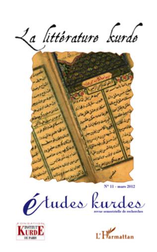 Couverture La littérature kurde