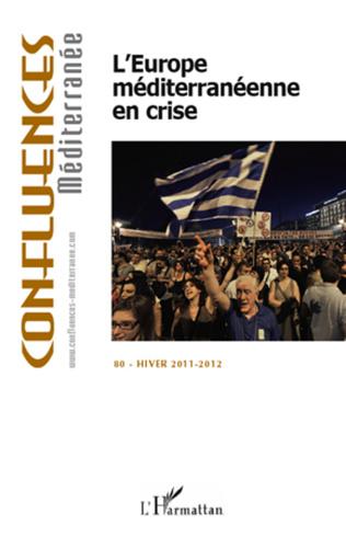 Couverture L'Europe méditerranéenne en crise