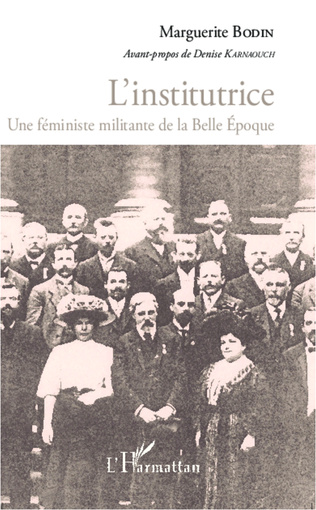 Couverture L'Institutrice