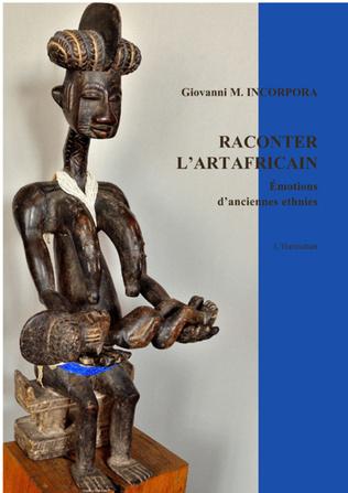 Couverture Raconter l'art africain