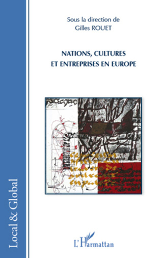 Couverture Nations, cultures et entreprises en Europe