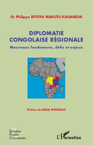Couverture Diplomatie congolaise régionale