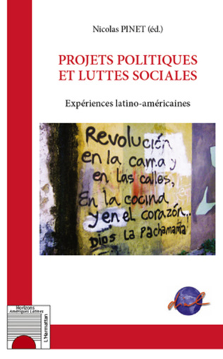Couverture Projets politiques et luttes sociales
