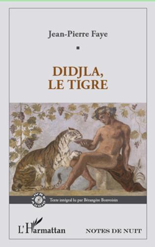 Couverture Didjla, le tigre