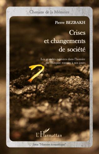 Couverture Crises et changements de société