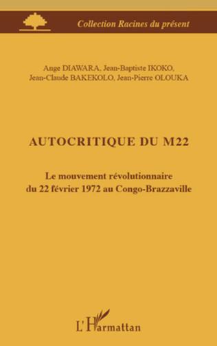 Couverture Autocritique du M22