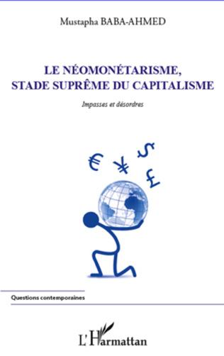 Couverture Néomonétarisme, stade suprême du capitalisme