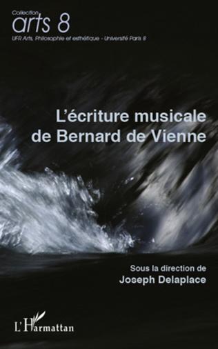 Couverture L'écriture musicale de Bernard de Vienne