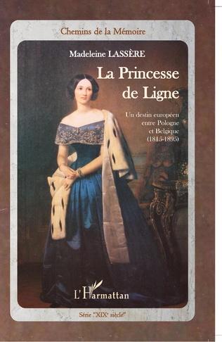 Couverture La princesse de Ligne