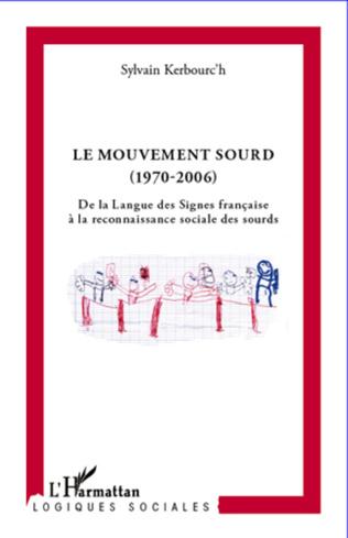 Couverture Mouvement sourd (1970-2006)