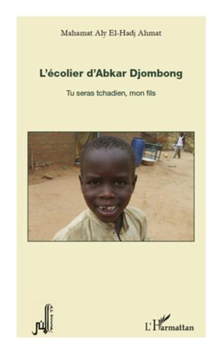 Couverture L'écolier d'Abkar Djombong