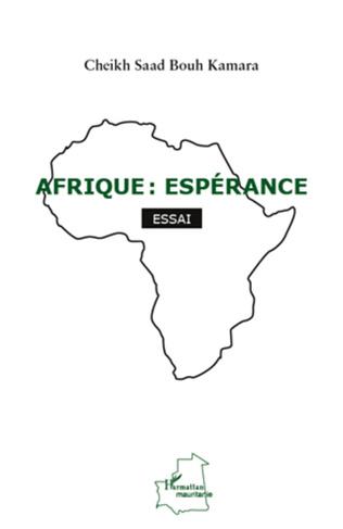 Couverture Afrique : espérance