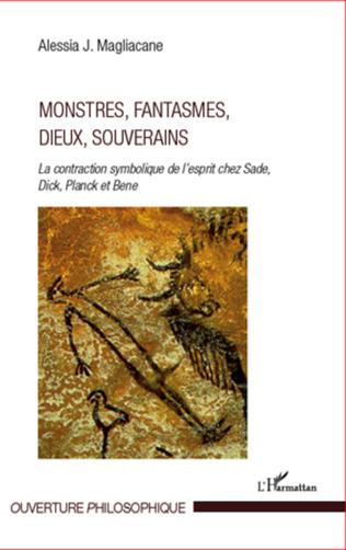 Couverture Monstres, fantasmes, dieux, souverains