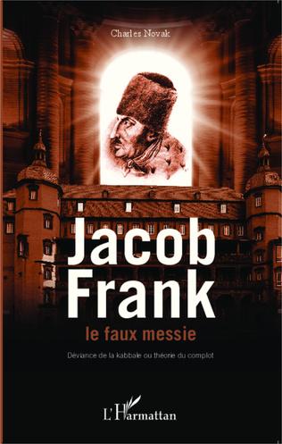 Couverture Jacob Frank le faux messie