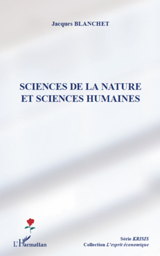 Couverture Sciences de la nature et sciences humaines