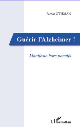Couverture Guérir l'Alzheimer!