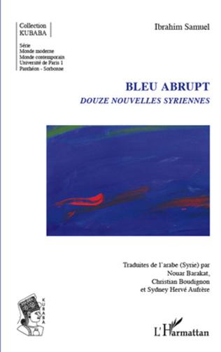 Couverture Bleu abrupt