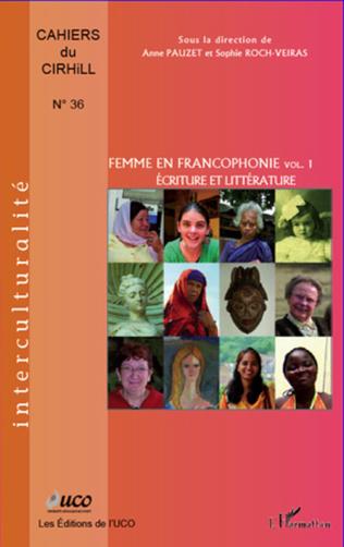 Couverture Femme en Francophonie (Volume 1)
