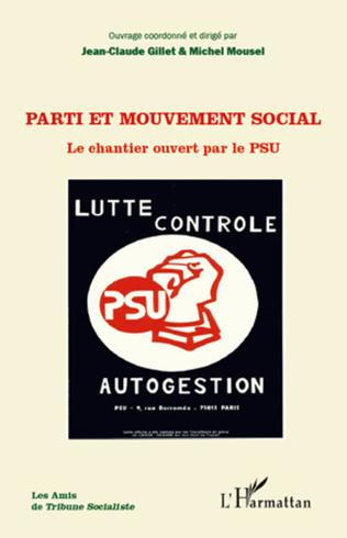 Couverture Parti et mouvement social
