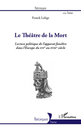 Couverture Le théâtre de la Mort