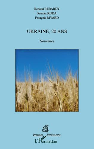 Couverture Ukraine, 20 ans