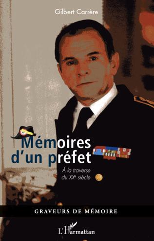 Couverture Mémoires d'un préfet