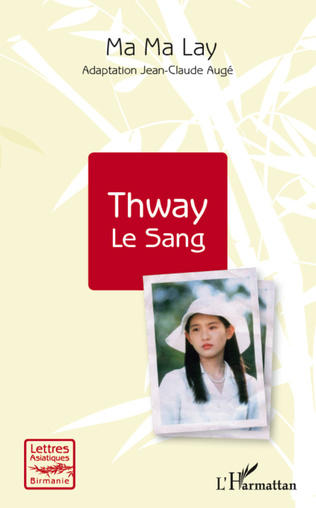 Couverture Thway Le Sang