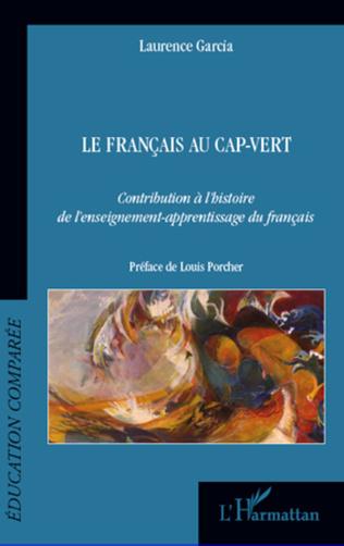 Couverture Le français au Cap-Vert