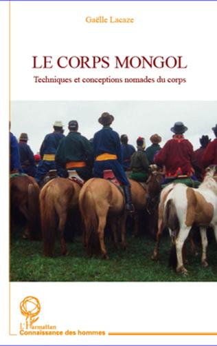 Couverture Le corps Mongol
