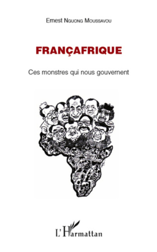 Couverture Françafrique