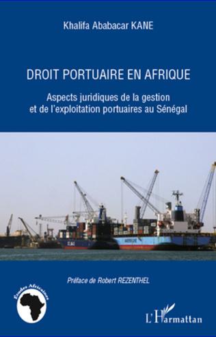 Couverture Droit portuaire en Afrique