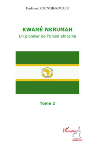 Couverture Kwamé Nkrumah (Tome 2)